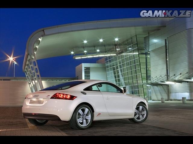 Audi and Microsoft launch Forza Motorsport 3-branded TT