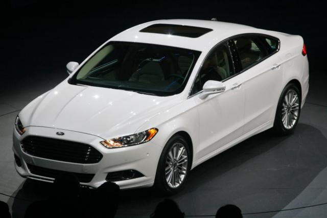 Is The 2013 Ford Fusion Worth $39,000?